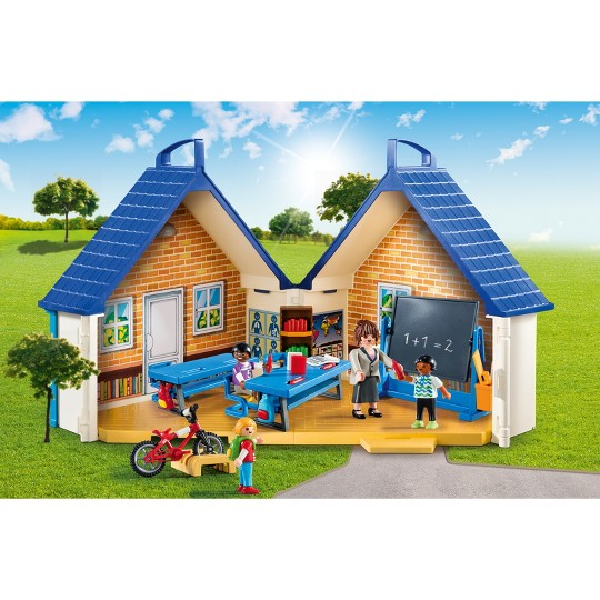 Playmobil Take Along School House image number null