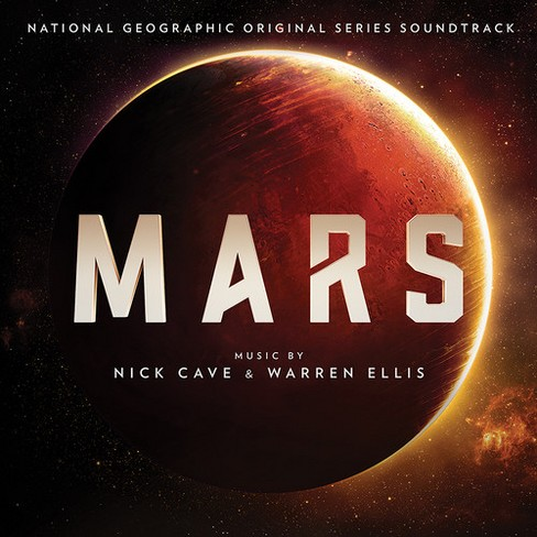 Nick Cave - Mars (Ost) (CD) - image 1 of 1