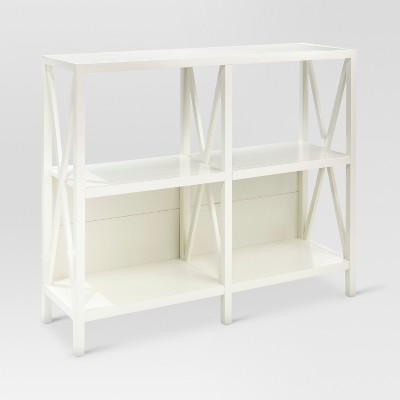 Hamilton 36.5  4 Shelf Bookcase - White - Threshold™