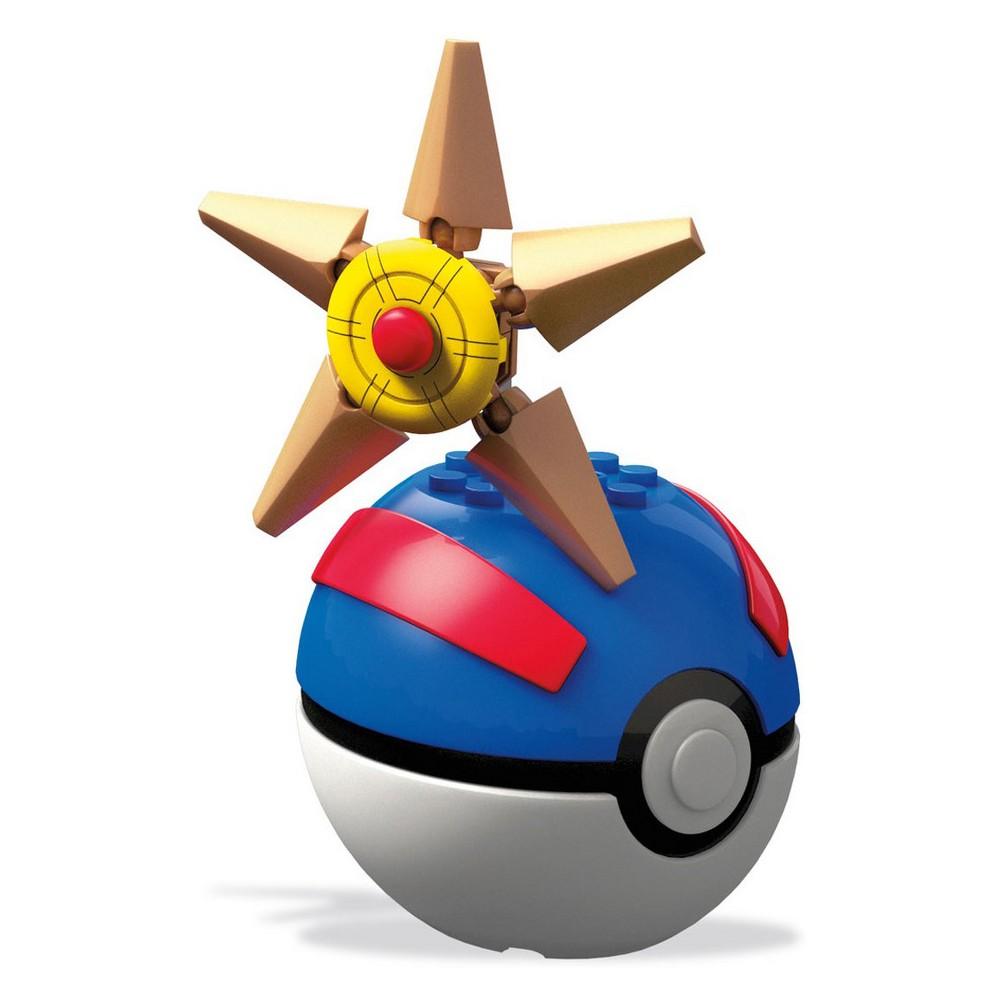 Mega Construx Pokemon Staryu Building Block Set