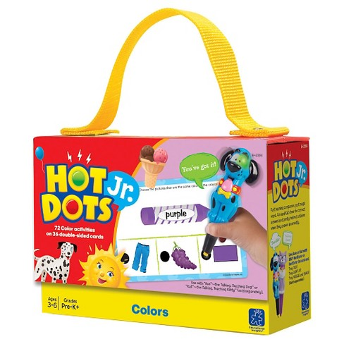 Hot Dots Jr. Cards - Colors - image 1 of 1