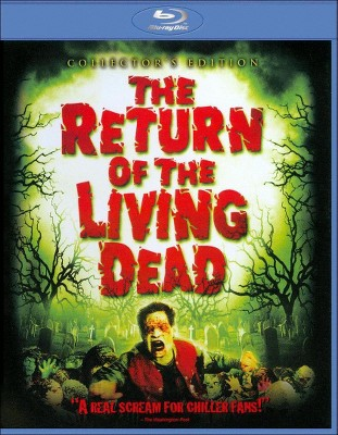 The Return Of The Living Dead (Blu-ray)(2015)