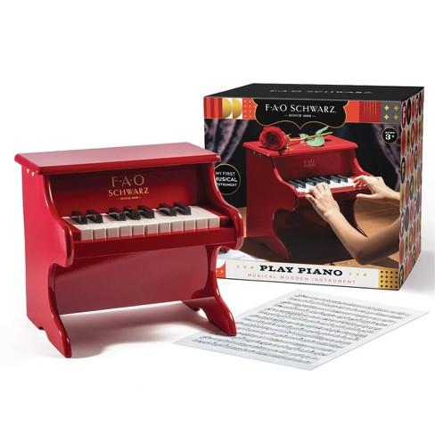 FAO Schwarz Upright Play Piano - image 1 of 4