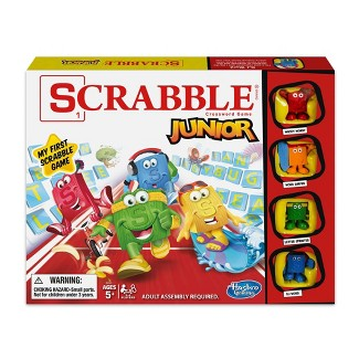 Scrabble Jr. Board Game : Target