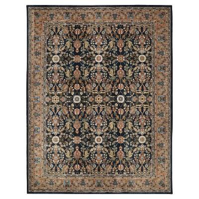 Sapphire Persian Style Woven Area Rug 8'x11' - Karastan
