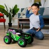 Monster Jam Official Grave Digger Remote Control Truck 1:15  Scale,  2.4GHz - image 3 of 4