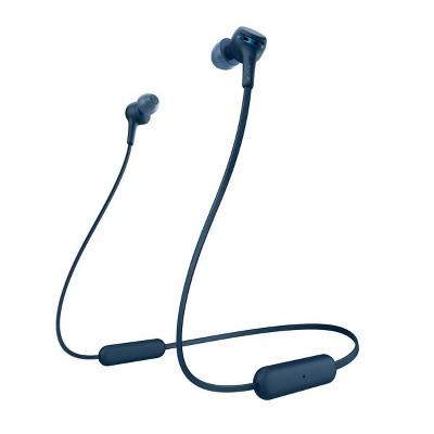 Sony WI-XB400 EXTRA BASS Wireless In-Ear Headphones- Blue
