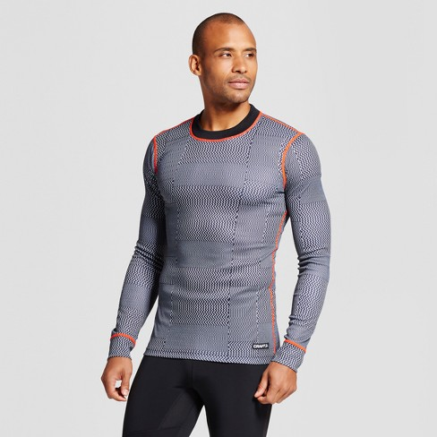Men's Mix & Match Activewear T-Shirt - Craft Sportswear - Gray M - image 1 of 2