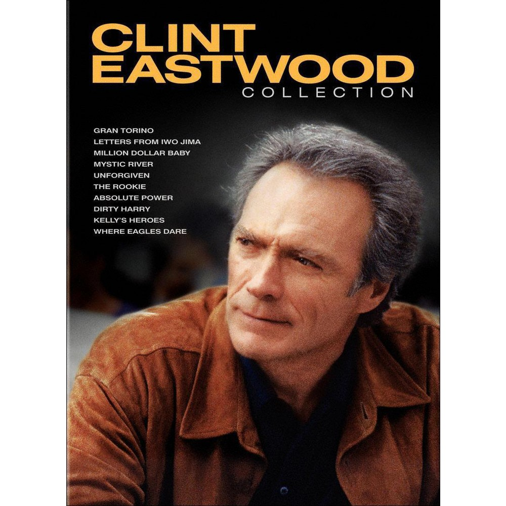 Eastwood Collector's Set (Dvd)