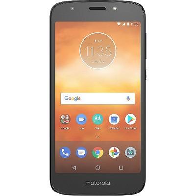 Motorola E5 Play (GSM Unlocked) 16GB - Black