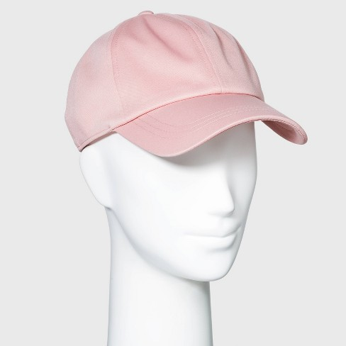 Women's Baseball Hat - Wild Fable™ Pink - image 1 of 2