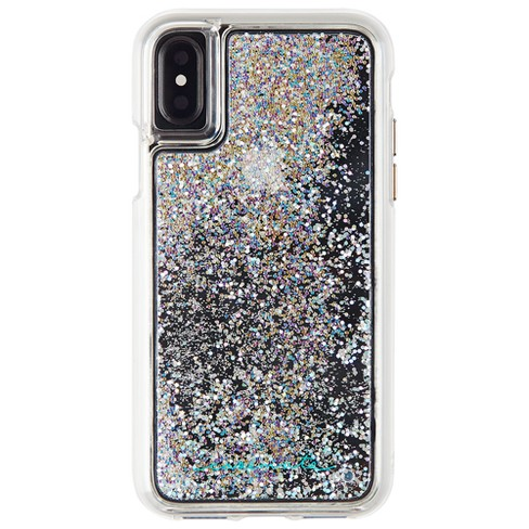 best sneakers 8538e 3ff21 Case-Mate iPhone X Case Waterfall - Iridescent