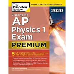 Cracking The AP Statistics Exam, 2020 Edition - (College