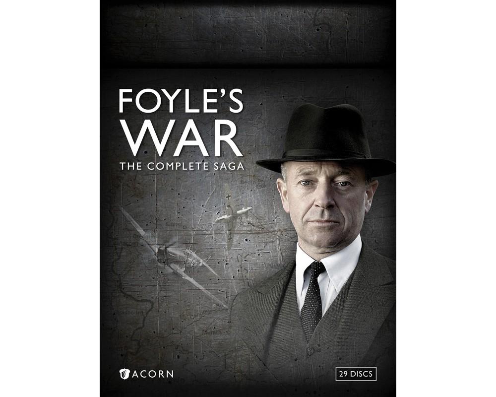Foyle's war:Complete saga (Dvd)