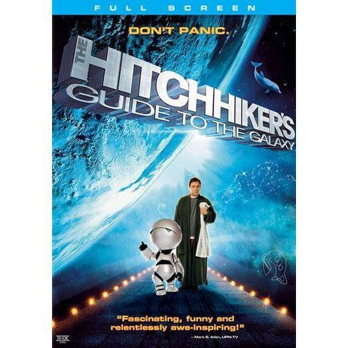 The Hitchhiker's Guide To The Galaxy (DVD) - image 1 of 1
