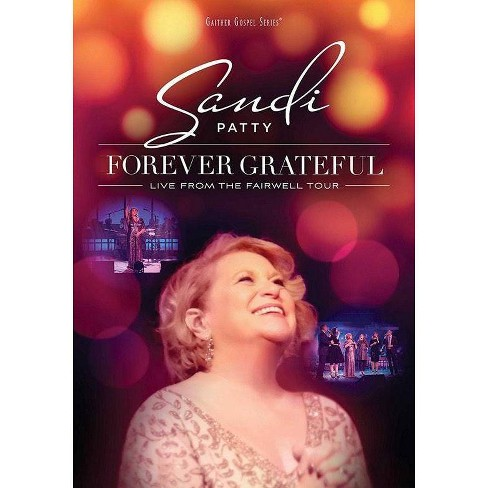 Forever Grateful: Live from the Farewell Tour (DVD) - image 1 of 1