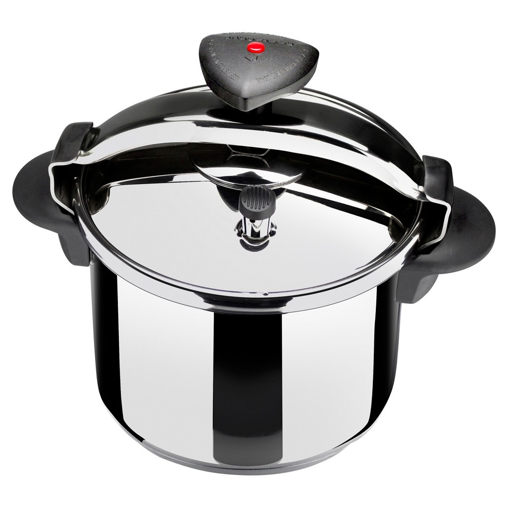 Image of Magefesa Star 8qt Stainless Steel (Silver) Pressure Cooker