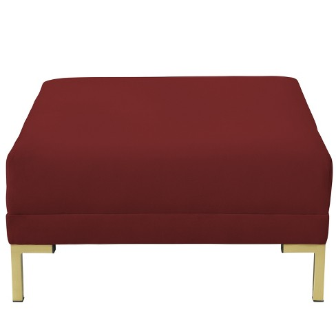 Audrey Ottoman - Cloth & Co. - image 1 of 4