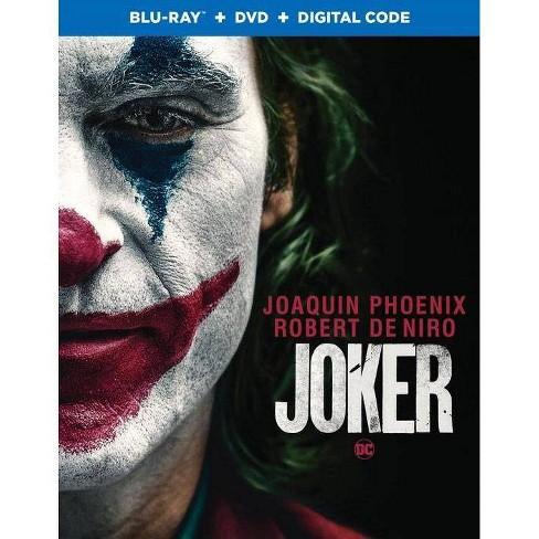 Joker (Blu-Ray + DVD + Digital) - image 1 of 2