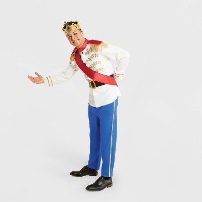 Adult Prince Charming Halloween Costume - Hyde & EEK! Boutique™