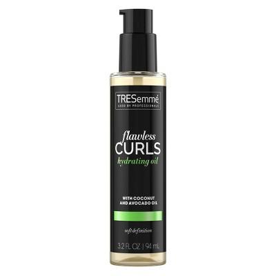 Tresemme Flawless Curls Coconut & Avocado Hydrating Hair Oil  - 3.2 fl oz