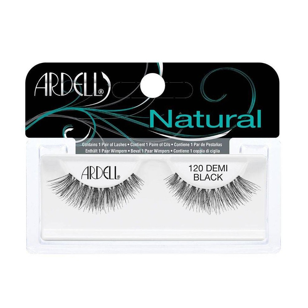 Image of Ardell Eyelash 120 Black - 1ct