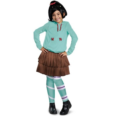 Wreck-It Ralph Vanelope Deluxe Child Costume