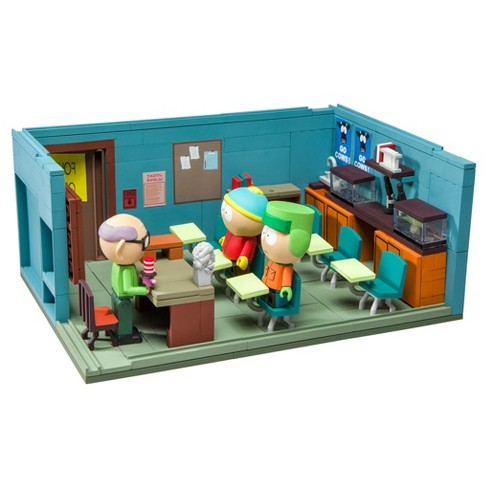 "South Park Large Building Sets - ""Mr. Garrison's Classroom"" - image 1 of 1"