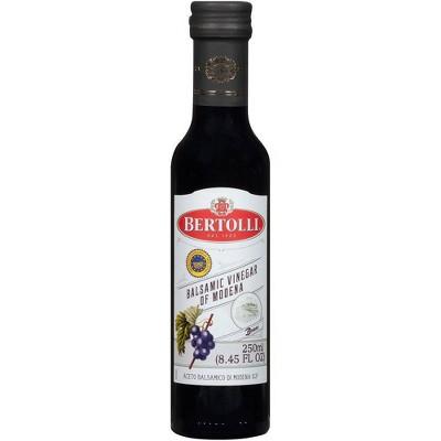 Vinegar: Bertolli Balsamic Vinegar
