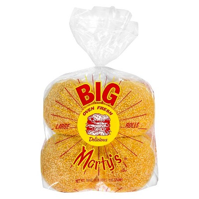 Martin's Big Marty Rolls - 18oz/8ct