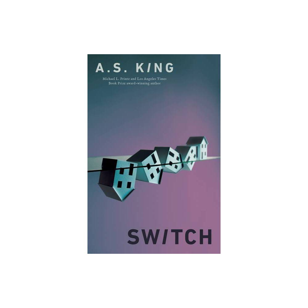 Switch By A S King Hardcover