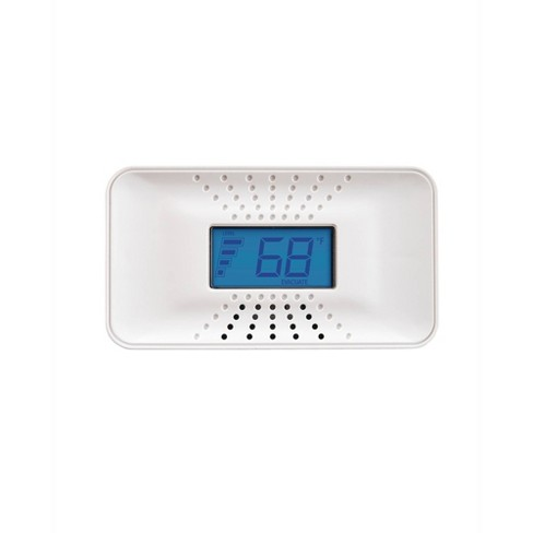 First Alert CO710 Carbon Monoxide Detector with Digital Temperature Display - image 1 of 4