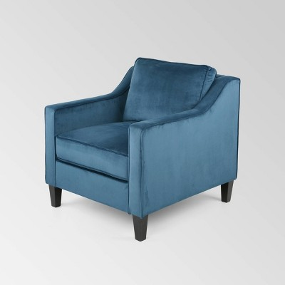 Milo Contemporary Club Chair - Christopher Knight Home