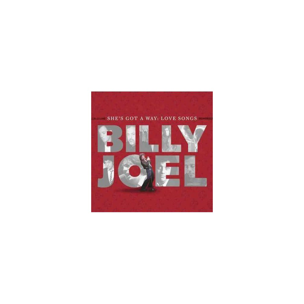 Billy Joel - She's Got A Way:Love Songs (CD)