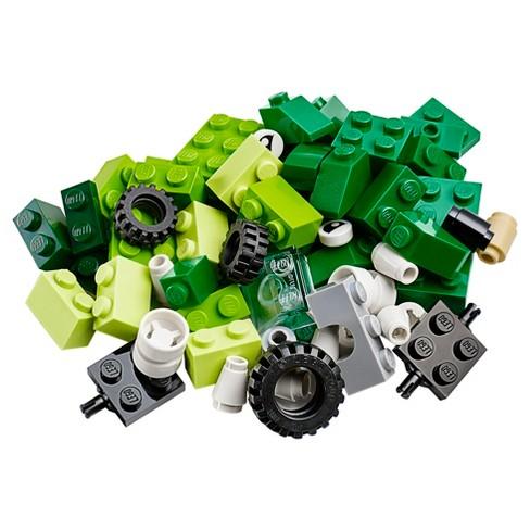 Lego Classic Green Creativity Box 10708 Target