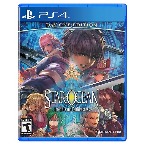 Star Ocean: Integrity and Faithlessness PlayStation 4 - image 1 of 1