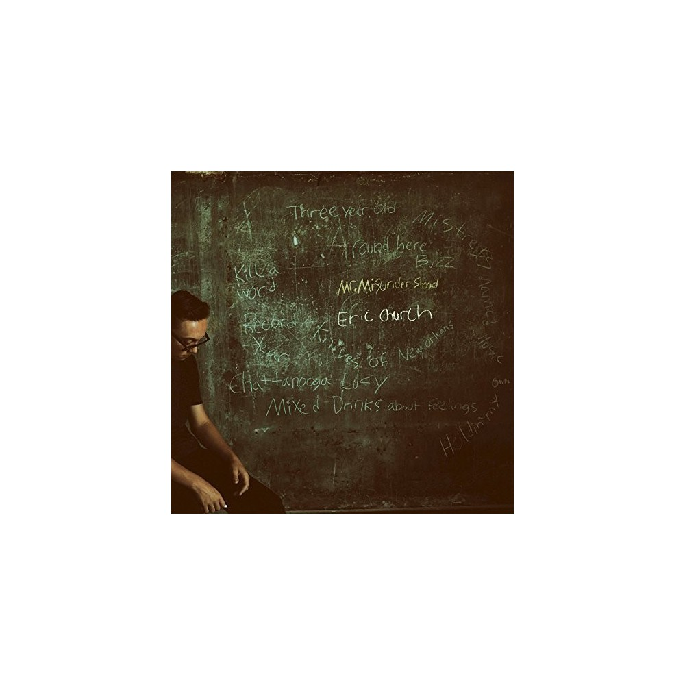 Eric Church - Mr Misunderstood: Deluxe (CD)