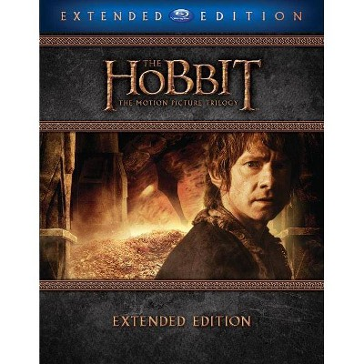 The Hobbit: Trilogy (Extended Edition) (Blu-ray)