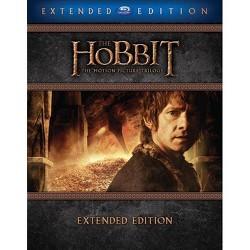 The Hobbit: Trilogy (Extended Edition+Ultraviolet)