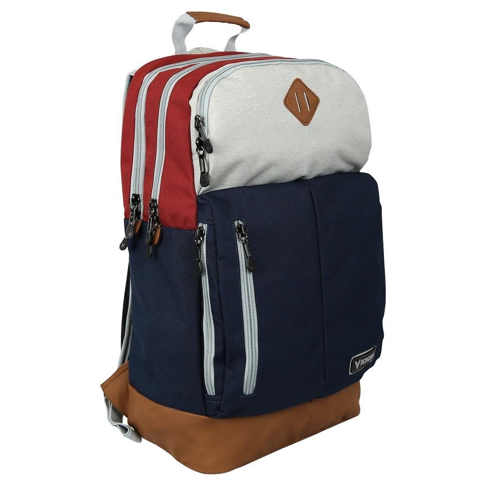 "Image of ""Bondka 19.5"""" Eolus Backpack - Multicolored, Size: Small, Blue"""