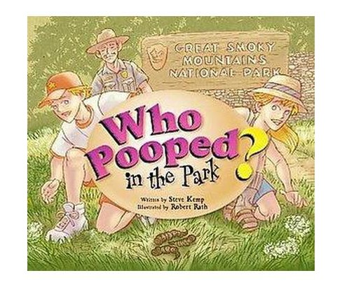 Who Pooped in the Park? (Paperback) (Steve Kemp) - image 1 of 1