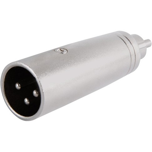 Livewire Essential Adapter RCA Male to XLR Male - image 1 of 3