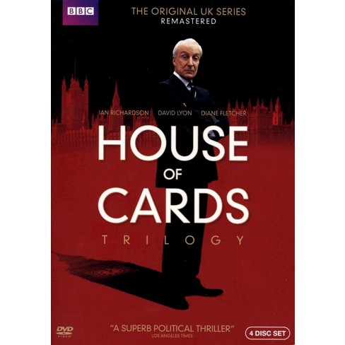 House of Cards Trilogy [3 Discs] - image 1 of 1