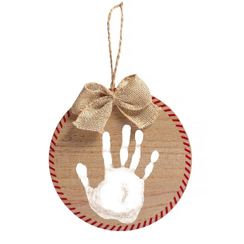 Pearhead Holiday Fill In Print Ornament and Paint Kit - image 1 of 4