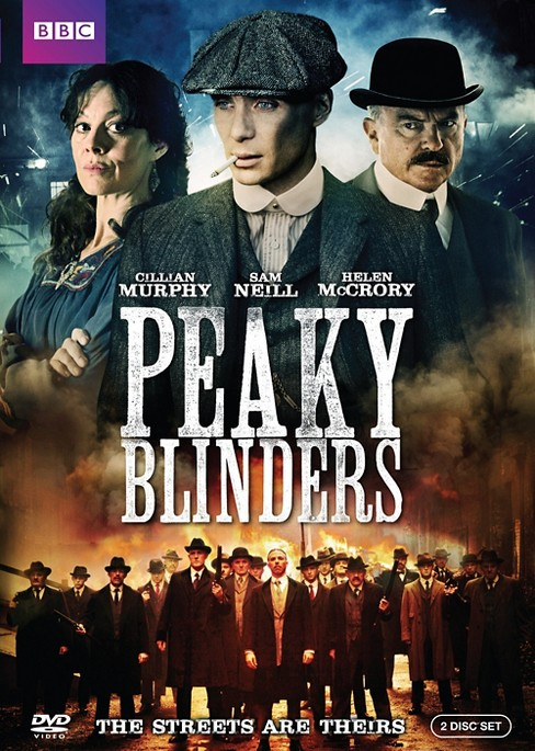 Peaky Blinders, The (DVD) - image 1 of 1