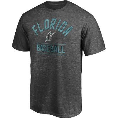 MLB Miami Marlins Men's Short Sleeve T-Shirt