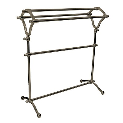 Edenscape Pedestal Y-Type Towel Rack - Kingston Brass