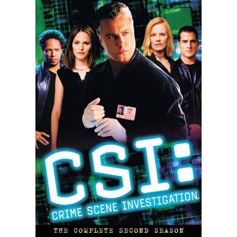 Csi: Crime Scene Investigation - Second Season (DVD) - image 1 of 1