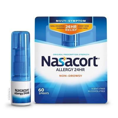 Nasacort Allergy Relief Spray - Triamcinolone Acetonide