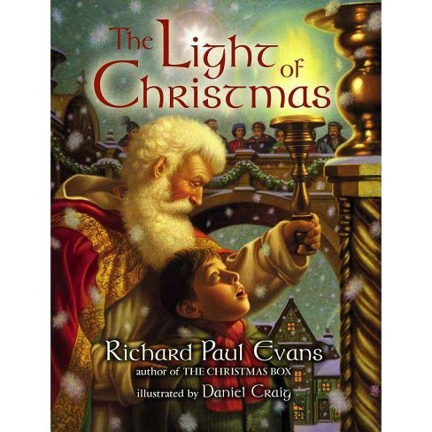 Light of Christmas - by  Richard Paul Evans (Hardcover) - image 1 of 1